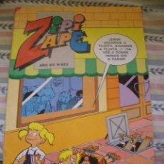 Tebeos: ZIPI ZAPE Nº 623 BRUGUERA. Lote 122875399