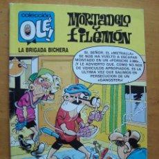 Tebeos: MORTADELO Y FILEMON COLECCION OLE 1ª EDICION MARZO 1989. Lote 122880683