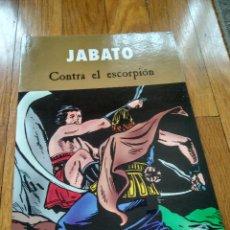 Tebeos: LIBRO JABATO CONTRA EL ESCORPION REEDICION 2003. Lote 123136715