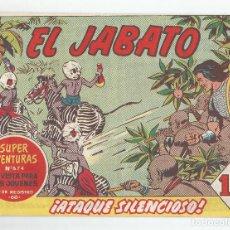 Tebeos: EL JABATO EDITORIAL BRUGUERA Nº 214. Lote 123204403