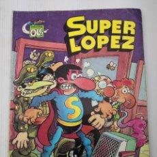 Tebeos: SUPER LOPEZ LOS ALIENIGENAS 1981. Lote 123289651