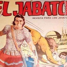 BDs: ÁLBUM GIGANTE EL JABATO 2. Lote 123517539
