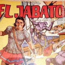 Tebeos: ÁLBUM GIGANTE EL JABATO 15. Lote 123519980