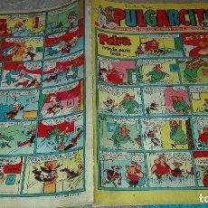 Tebeos: PULGARCITO Nº 1469, CON CAPITÁN TRUENO, EDITORIAL BRUGUERA. Lote 123576339