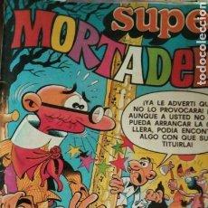 Tebeos: SUPER MORTADELO 101. Lote 123761156