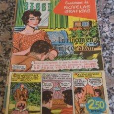 Tebeos: SISSI Nº 29 CUADERNOS NOVELA GRAFICA BRUGUERA6. Lote 123849107