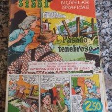 Tebeos: SISSI Nº 37 CUADERNOS NOVELA GRAFICA BRUGUERA. Lote 123852451