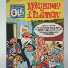 Tebeos: COLECCION OLE 88 6ª EDICION MORTADELO Y FILEMON. BRUGUERA. Lote 124156619