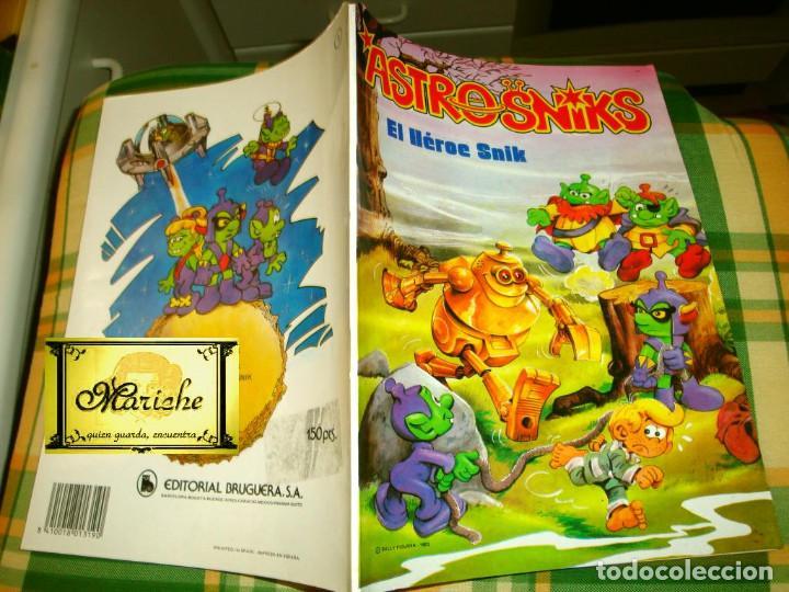 Tebeos: Gran lote mas de 60 comics cuentos revistas Bruguera años 80 nuevos - Foto 11 - 124490367