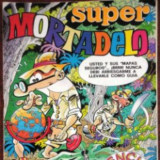 Tebeos - Comic n°94 super mortadelo 1972 - 124503772