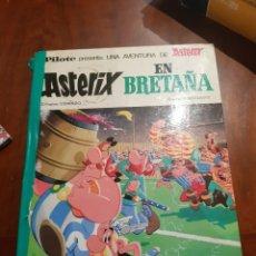 Tebeos: ASTERIX EN BRETAÑA PRIMERA EDICIÓN. Lote 124514907