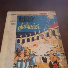 Tebeos: ASTERIX GLADIADOR PRIMERA EDICIÓN 1968. Lote 124525002