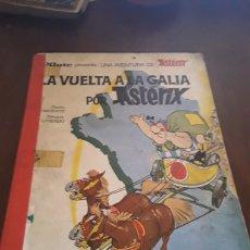 Tebeos: ASTERIX LA VUELTA A LA GALIA POR ASTERIX 1969. Lote 124525195
