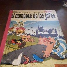 Tebeos: ASTERIX EL COMBATE DE LOS JEFES 1969. Lote 124630610