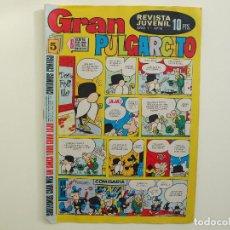 Tebeos: GRAN PULGARCITO Nº 14 - AÑO 1- REVISTA JUVENIL - EDITORIAL BRUGUERA 1969 - BE. Lote 124670859
