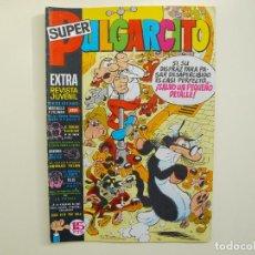 Tebeos: SUPER PULGARCITO Nº 1 - EXTRA REVISTA JUVENIL - EDITORIAL BRUGUERA 1970. Lote 124671943