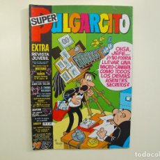 Tebeos: SUPER PULGARCITO Nº 3 - EXTRA REVISTA JUVENIL - EDITORIAL BRUGUERA 1970. Lote 124672843