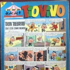 Tebeos: COMIC N°308 TIO VIVO 1961. Lote 124917858