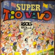 Tebeos: COMIC N°47 TIO VIVO 1972. Lote 125038486