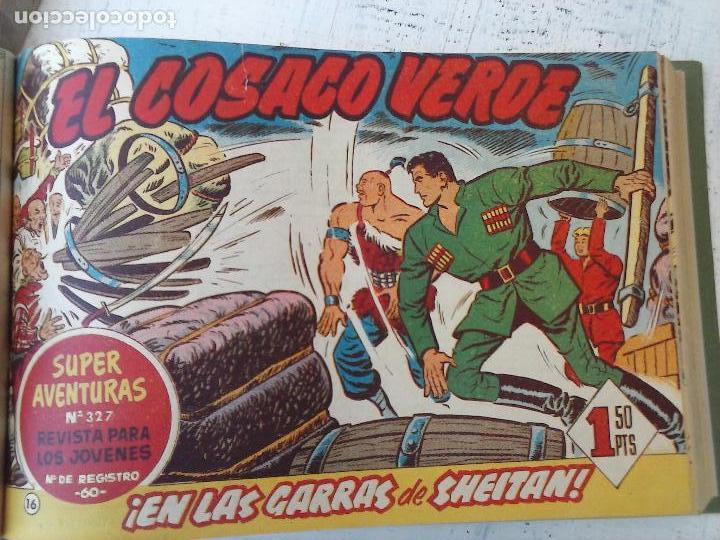 Tebeos: EL COSACO VERDE COMPLETA ORIGINAL 1 A 144 - EN MAGNÍFICO ESTADO, VER NUMEROSAS IMÁGENES, DE LUJO - Foto 66 - 125098099