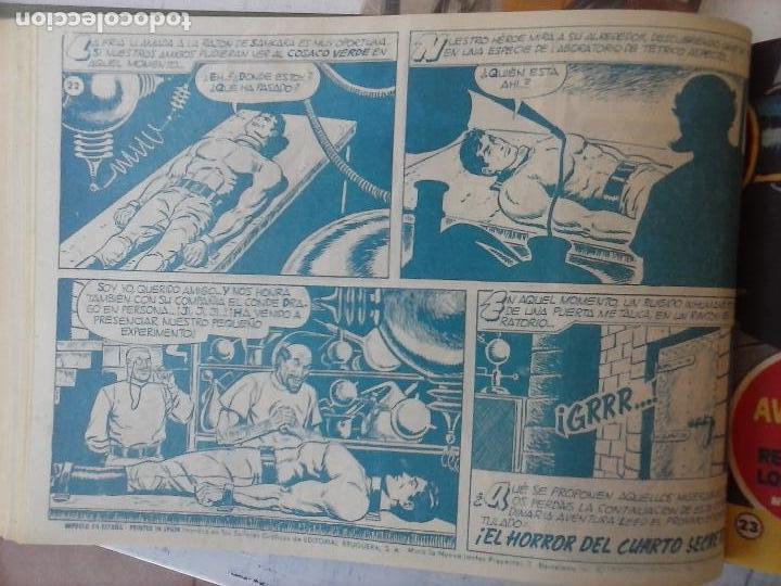 Tebeos: EL COSACO VERDE COMPLETA ORIGINAL 1 A 144 - EN MAGNÍFICO ESTADO, VER NUMEROSAS IMÁGENES, DE LUJO - Foto 97 - 125098099