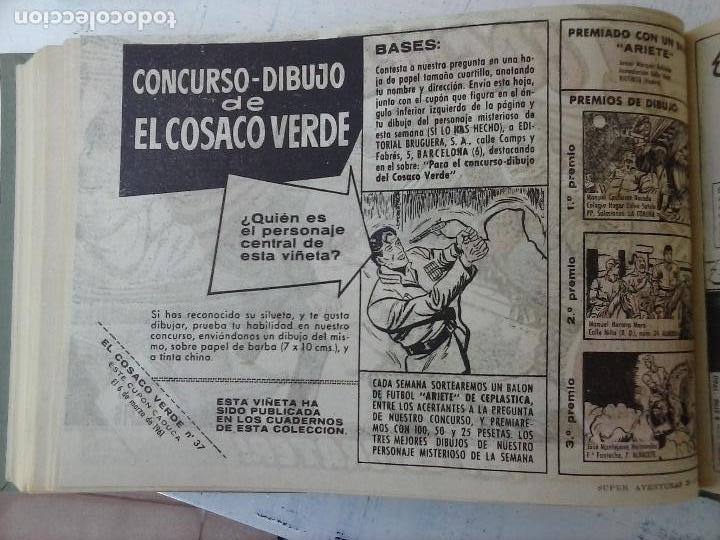 Tebeos: EL COSACO VERDE COMPLETA ORIGINAL 1 A 144 - EN MAGNÍFICO ESTADO, VER NUMEROSAS IMÁGENES, DE LUJO - Foto 149 - 125098099