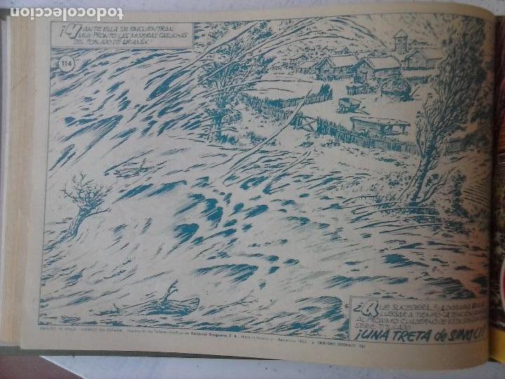 Tebeos: EL COSACO VERDE COMPLETA ORIGINAL 1 A 144 - EN MAGNÍFICO ESTADO, VER NUMEROSAS IMÁGENES, DE LUJO - Foto 214 - 125098099
