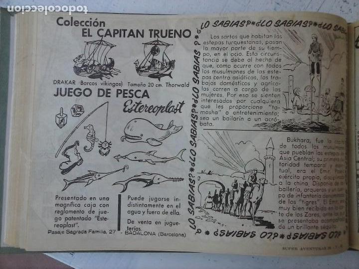 Tebeos: EL COSACO VERDE COMPLETA ORIGINAL 1 A 144 - EN MAGNÍFICO ESTADO, VER NUMEROSAS IMÁGENES, DE LUJO - Foto 219 - 125098099