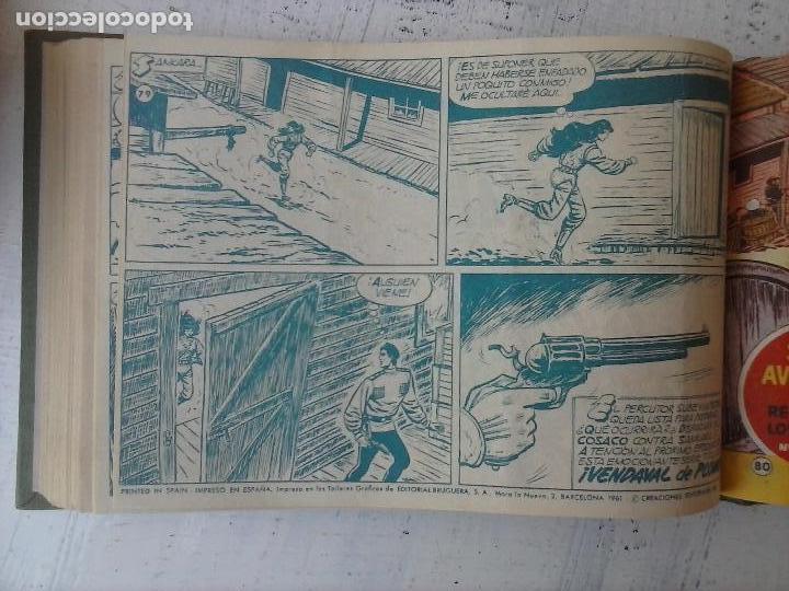 Tebeos: EL COSACO VERDE COMPLETA ORIGINAL 1 A 144 - EN MAGNÍFICO ESTADO, VER NUMEROSAS IMÁGENES, DE LUJO - Foto 276 - 125098099