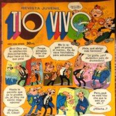 Tebeos: COMIC N°1001 TIO VIVO 1961. Lote 125127291