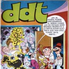 Tebeos: COMIC DDT ALMANAQUE PARA 1974. Lote 125132639
