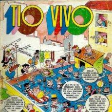 Tebeos: TIO VIVO - EXTRA DE VERANO 1973 - BRUGUERA - INCOMPLETO. Lote 125161235