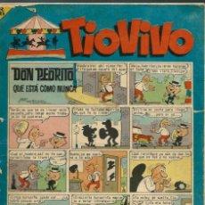 Tebeos: TIO VIVO Nº 253 - BRUGUERA 1966 - ORIGINAL. Lote 125161499