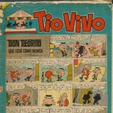 Tebeos: TIO VIVO Nº 259 - BRUGUERA 1966 - ORIGINAL. Lote 125161607