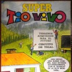 Tebeos: COMIC N°76 SUPER TIO VIVO 1972. Lote 125176067