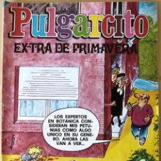 Tebeos: COMIC PULGARCITO EXTRA DE PRIMERA 1979. Lote 125250010