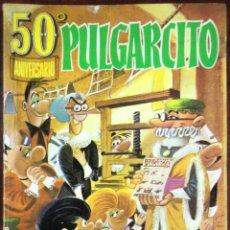 Tebeos: COMIC PULGARCITO 50 ANIVERSARIO 1921-1971. Lote 125270244