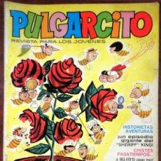 Tebeos: COMIC N°18 PULGARCITO EXTRA DE PRIMERA. Lote 125279156
