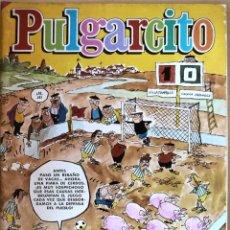 Tebeos: COMIC PULGARCITO EXTRA DE VERANO 1977. Lote 125280879