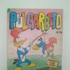 Tebeos: PULGARCITO NUMERO 114 BRUGUERA 1983 . Lote 125284231