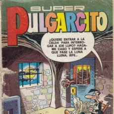 Tebeos: SUPER PULGARCITO Nº 93 - BRUGUERA 1983 ANACLETO AGENTE SECRETO - FAMILIA CHURUMBEL. Lote 125323295
