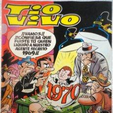 Tebeos: COMIC TIO VIVO ALMANAQUE PARA 1970. Lote 125352598