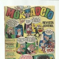 Tebeos: MORTADELO 13, 1971, BRUGUERA, BUEN ESTADO. Lote 125363035