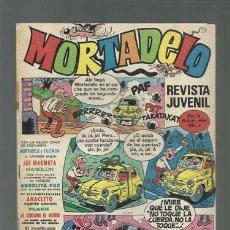 Tebeos: MORTADELO 12, 1971, BRUGUERA, BUEN ESTADO. Lote 125363123