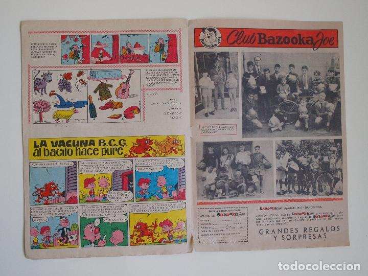 Tebeos: DIN DAN Nº 24 - AÑO I - REVISTA PARA TODOS - PRIMERA EPOCA - EDITORIAL BRUGUERA 1965 - TIN TIN - Foto 6 - 125402723
