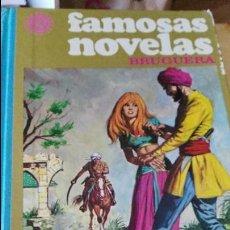 Tebeos: FAMOSAS NOVELAS...TOMO NUMERO XII..BRUGUERA..1979. Lote 125403375