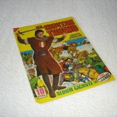 Tebeos: EL CAPITAN TRUENO. ALBUM GIGANTE Nº 36: GOLIATH CHAMBELAN - EDITORIAL BRUGUERA 1964. Lote 125834591