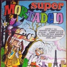 Tebeos: COMIC N°44 SUPER MORTADELO 1972. Lote 125871899