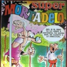 Tebeos: COMIC N°86 SUPER MORTADELO 1972. Lote 125893904