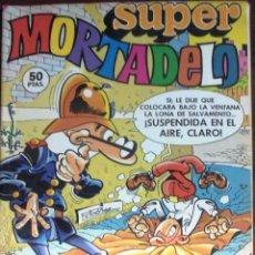 Tebeos - Comic n°97 super mortadelo 1972 - 125896704